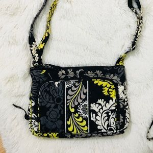 VERA BRADLEY🥑 Baroque Crossbody Bag